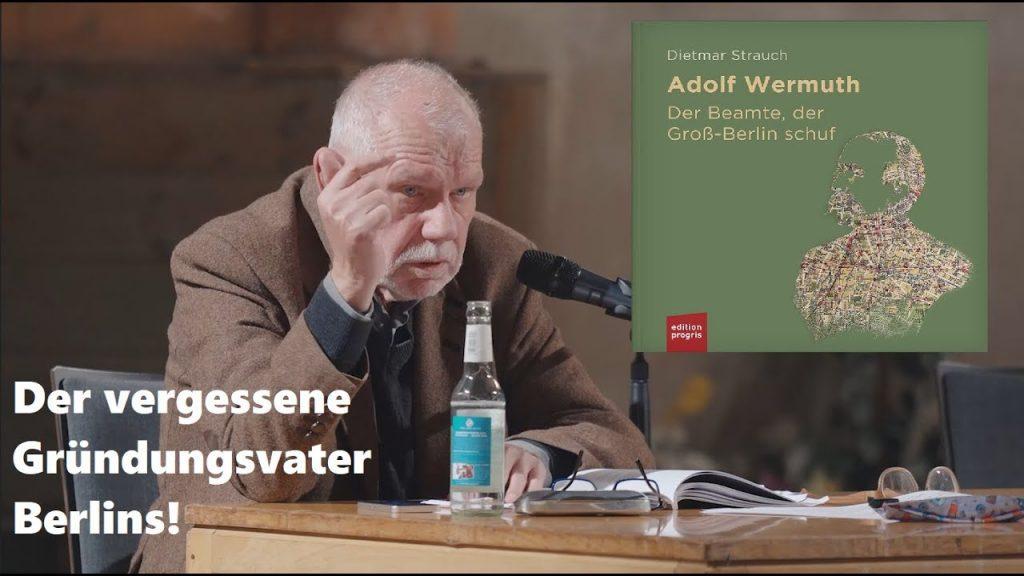 Dietmar Strauch Lesung